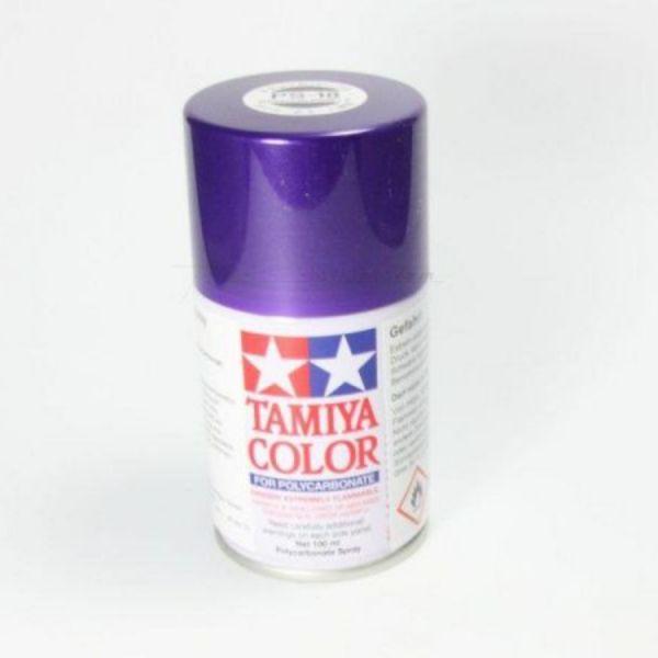 田宮 TAMIYA  PS-18 金屬紫色 噴罐 (新配方 耐撞擊、高延展性 ) <硝基漆/100ml>