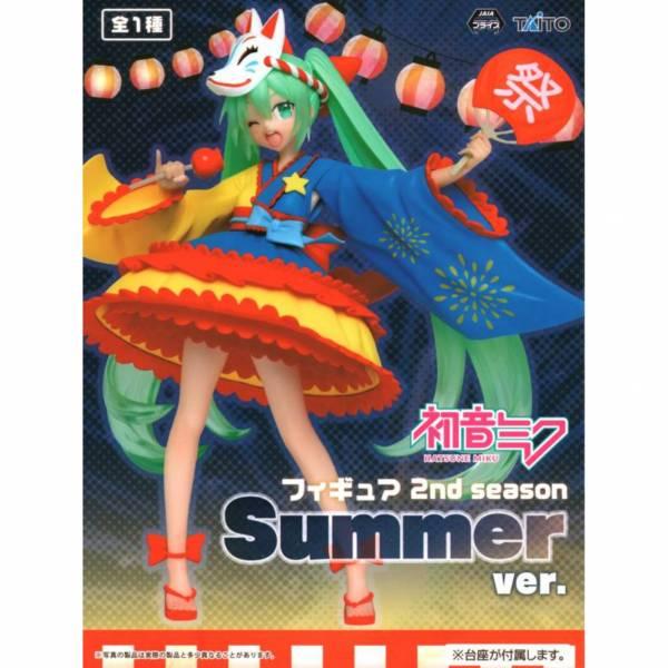 TAITO 景品 初音未來 第二季 夏季Ver