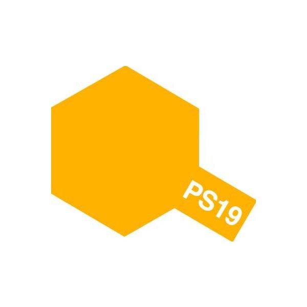 田宮 TAMIYA  PS-19 駱駝黃色 噴罐 (新配方 耐撞擊、高延展性 ) <硝基漆/100ml>