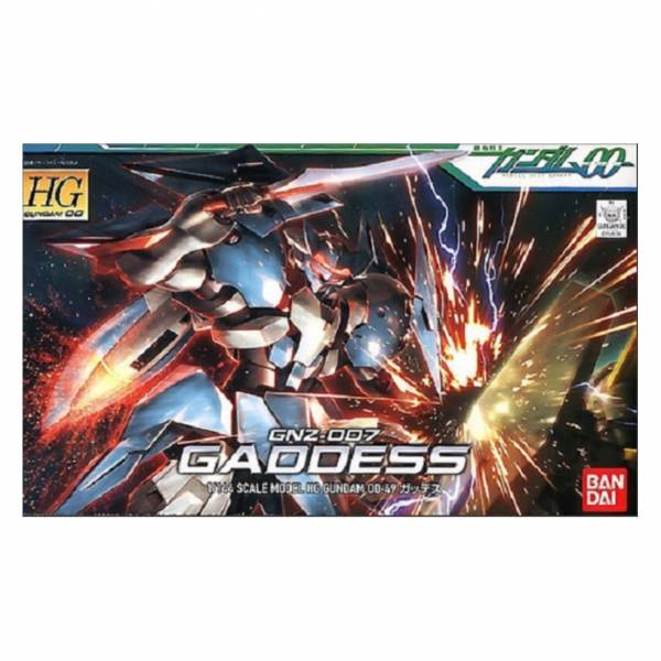 萬代 BANDAI 1/144 鋼彈模型 HG OO #49 加迪斯 組裝模型