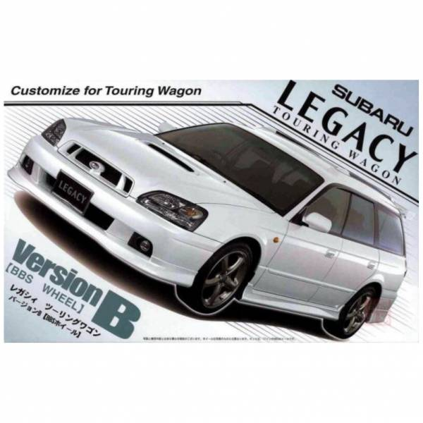 富士美 FUJIMI 1/24 #035536 ID106 Subaru Legacy Wagon