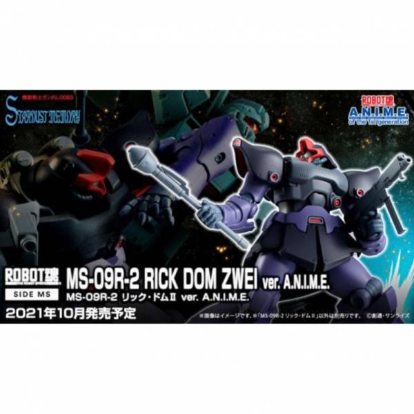 預購10月 代理版 ROBOT魂 MS-09R-2 里克德姆 II ver. A.N.I.M.E. 動畫版