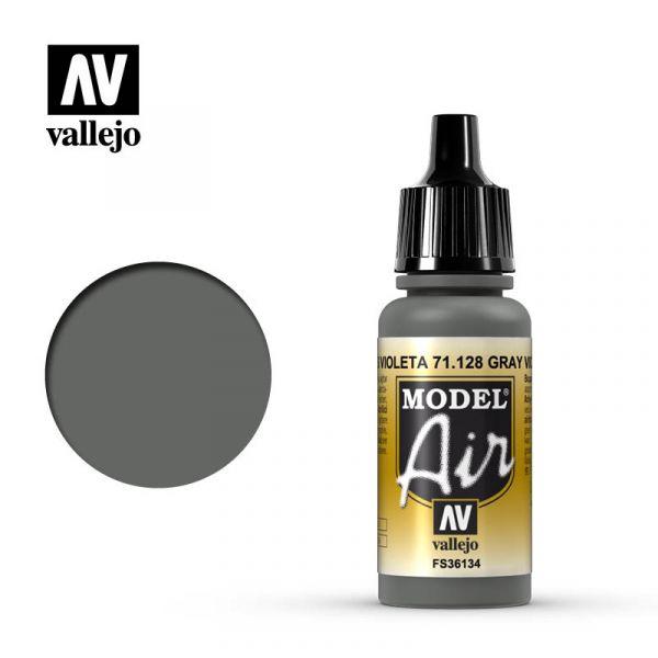 西班牙 Vallejo AV水性漆 Model Air 71128 灰紫色 17ml