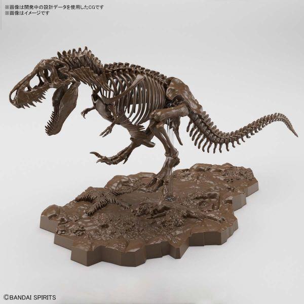 預購07月 萬代 BANDAI 組裝模型 1/32 幻想骨骼系列 暴龍
