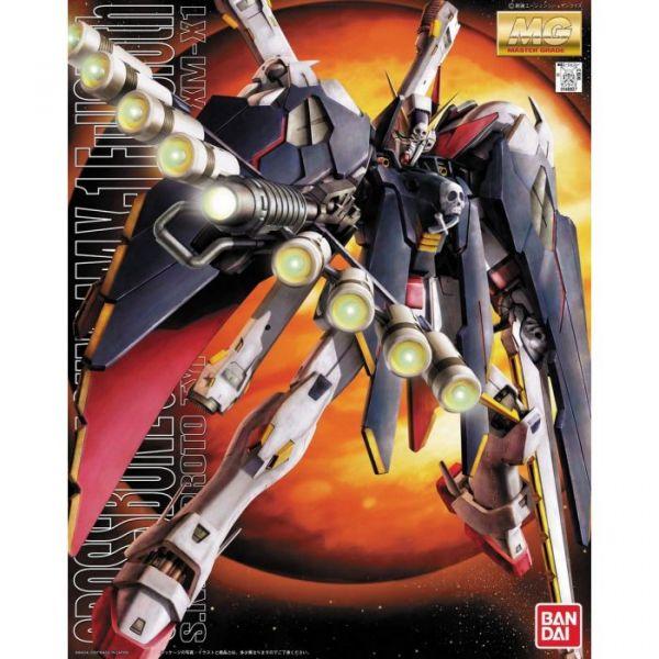 萬代 BANDAI 1/100 鋼彈模型 MG 骨十字鋼彈 X1 全覆式披風 組裝模型