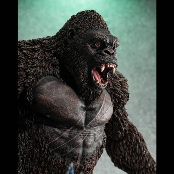 預購10月 代理版 MH限定 UA Monsters KONG 哥吉拉大戰金剛 2021 金剛