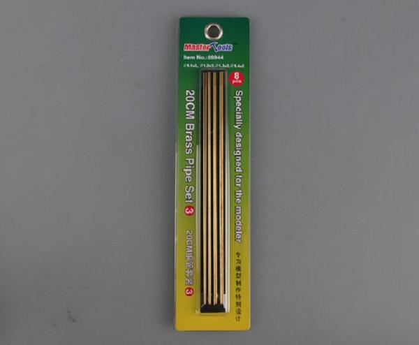 MASTER TOOLS 小號手 TRUMPETER 09944 銅管1.1、2、3、4 各兩支
