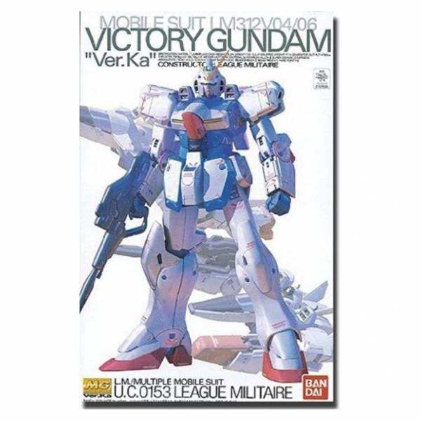 萬代 BANDAI 1/100 鋼彈模型 MG V鋼彈 Ver.Ka 組裝模型