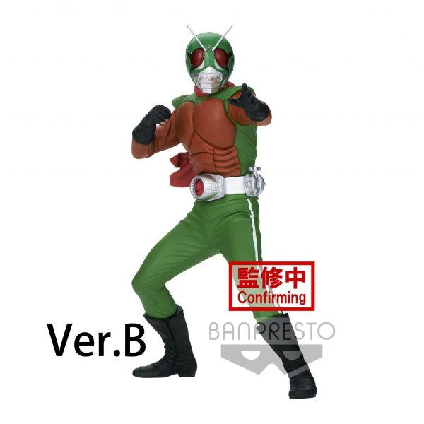 預購10月 萬代 代理 BANPRESTO 景品 假面騎士 英雄勇像 天空騎士 Ver.B