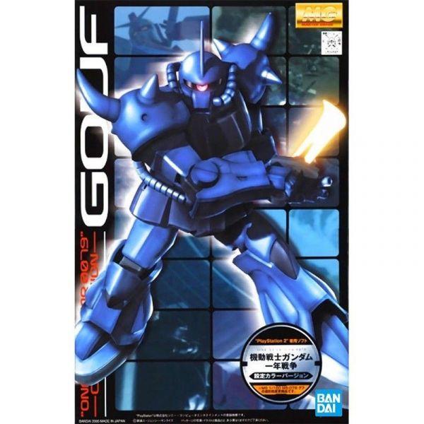 萬代 BANDAI 1/100 鋼彈模型 MG 古夫 (遊戲配色版) 組裝模型