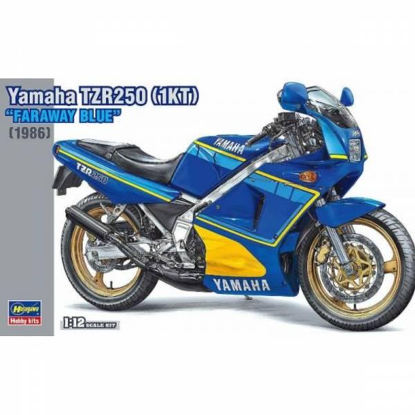 長谷川 HASEGAWA 機車模型 21737 1/12 YAMAHA TZR250(1KT)