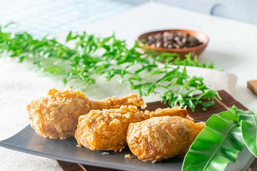 咖哩豆包卷【全素】 素食咖哩豆包捲