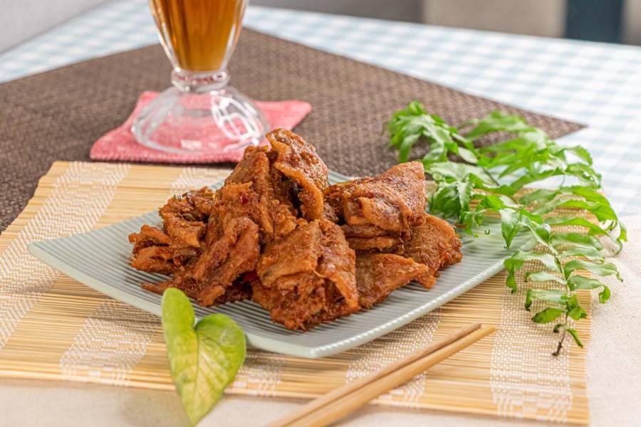泰式拍肉【全素】 素食泰式拍肉