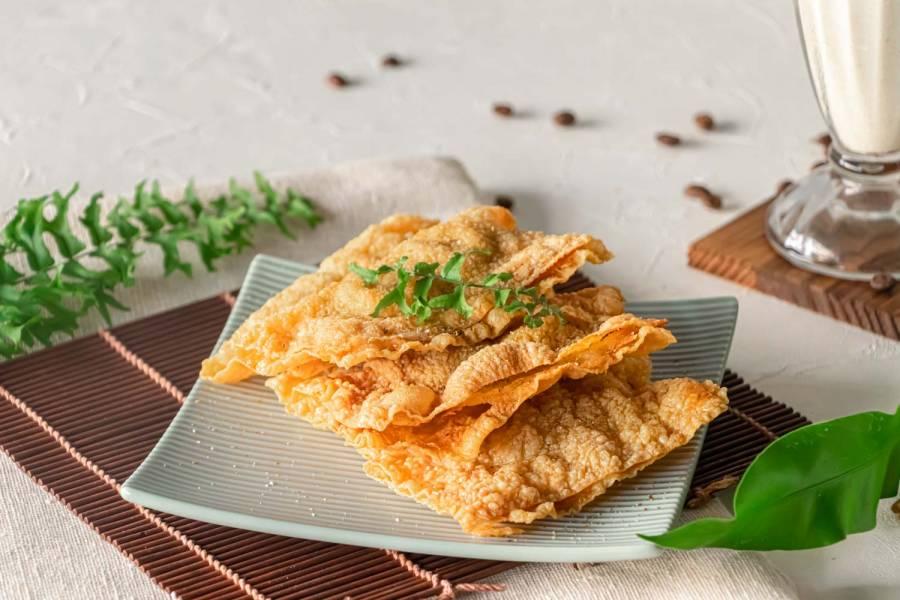 炸魚餅【全素】 素炸魚餅