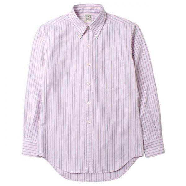 NEW VINTAGE IVY 2021 - BUTTON DOWN OXFORD 鎌倉襯衫,商務襯衫,休閒襯衫,鎌倉襯衫台北