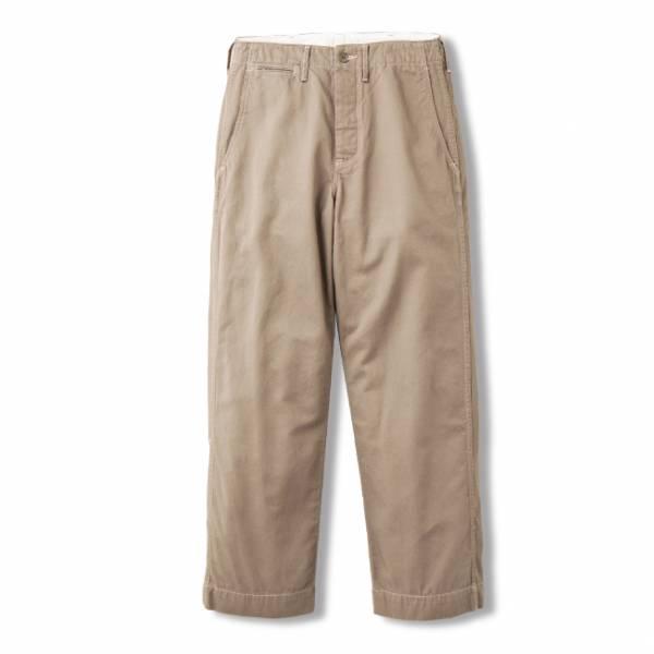 Full Count US Army M-41 Brown Beige Chino 深褐 Fullcount,牛仔褲,單寧,軍褲