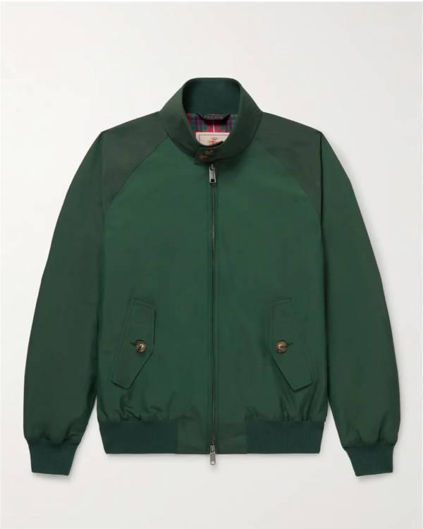 Baracuta G9 Harrington Jacket Racing Green 哈靈頓外套,Harrington Jacket,Baracuta