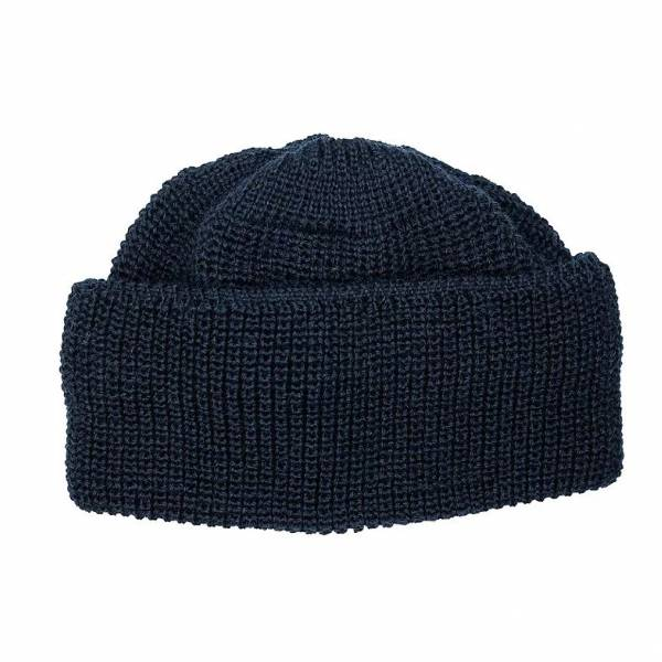 Heimat Mechanics Hat Navy 海軍藍 毛帽,冬帽,羊毛帽