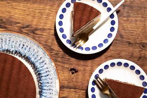 白蘭地提拉米蘇 微醺甜點,白蘭地慕斯
