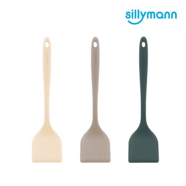 【韓國sillymann】 100%鉑金矽膠精品一體成型長柄煎鏟