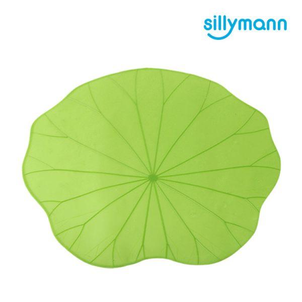 【韓國sillymann】 100%鉑金矽膠荷葉多用保鮮膜-25cm(綠)