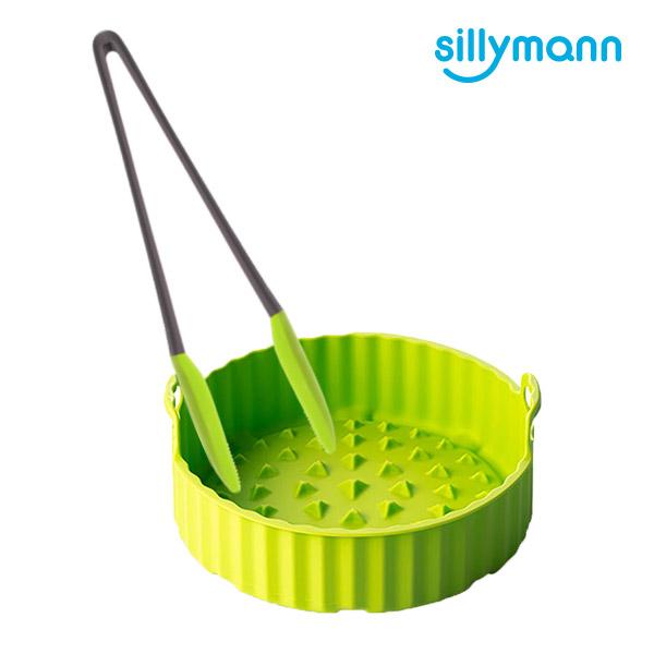 氣炸鍋烘烤籃(S)+萬用料理夾