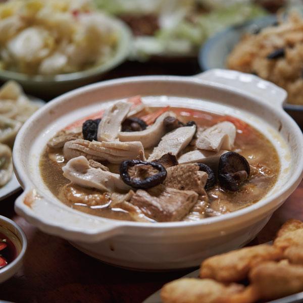 麻油猴頭菇湯