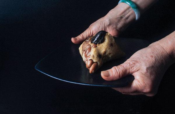 黃金板栗粽(6入)