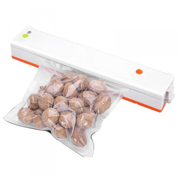 小型真空包裝機|HARYA食物保鮮大師(送真空保鮮袋15個) 真空保鮮機,真空,封口機,真空機,食物包裝