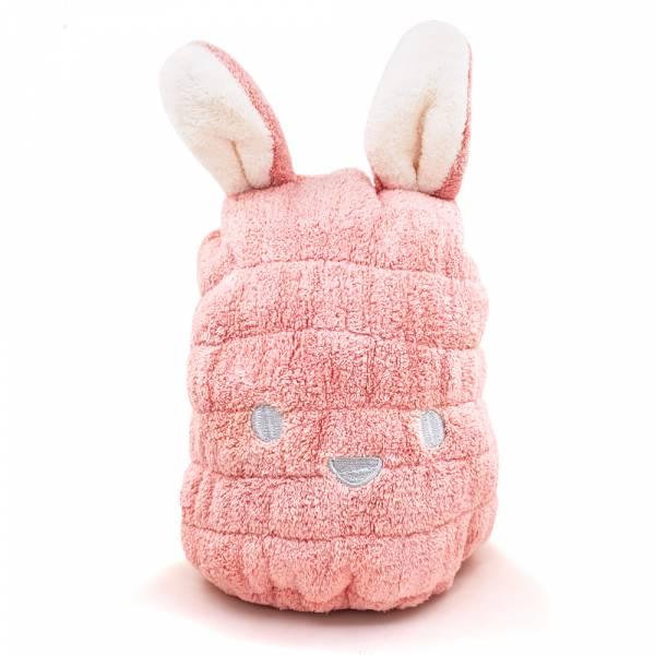 MIAU兔子造型乾髮帽1頂/顏色隨機