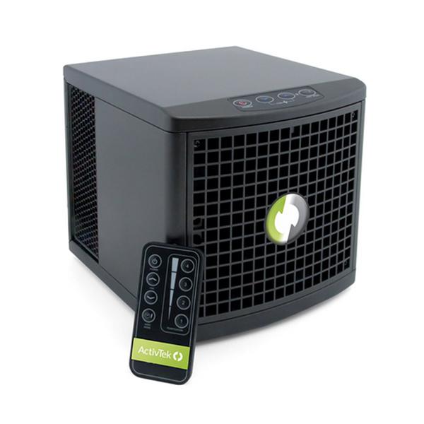 【美國ActivTek】防疫級空氣淨化清淨機(AP-50) 安裝簡易,操作簡單。 無濾網,不需經常更換更沒有昂貴的耗材費用支出。 可連續24小時7天長效運行。