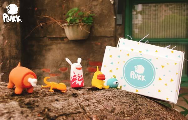 [加價購]噗浪小怪獸扭蛋套組 肉骨獸,噗浪,禮物,可愛,噗浪獸,科科兔,蛋鴨,獨眼雞,轉蛋,扭蛋,壁虎
