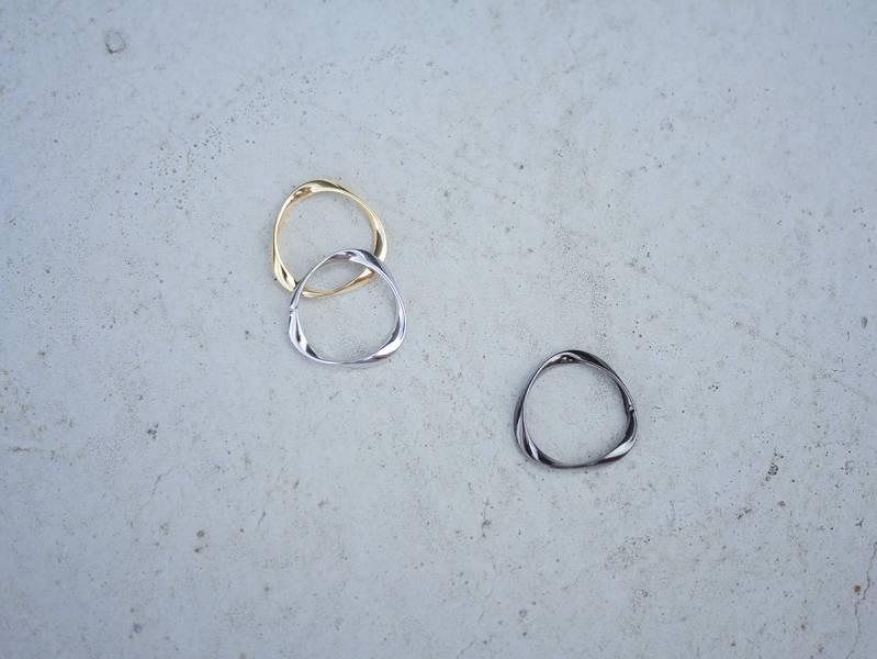 Alchemy | 煉金術系列 - 莫比烏斯 * 戒指三色 極簡 幾何 莫比烏斯 中性 戒指