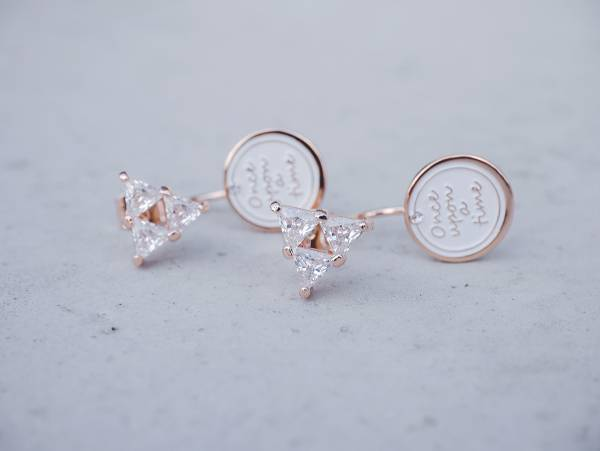Crystallization earrings-6 styles to choose from tree of life &  tulip & seed of star & triangle & wing & wreath