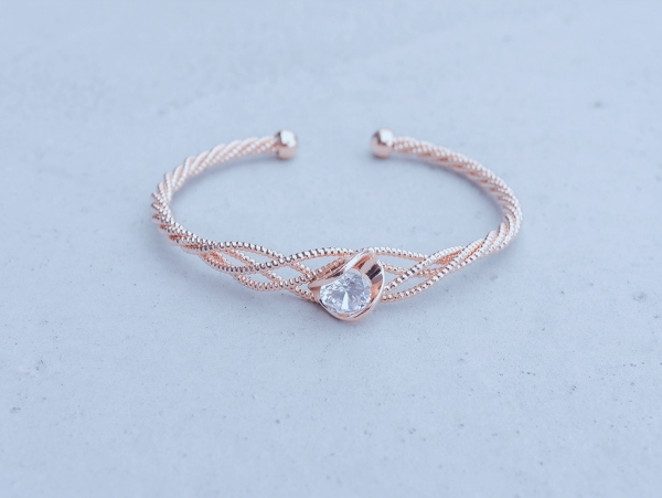 A Whole New World bangle bangle rosegold