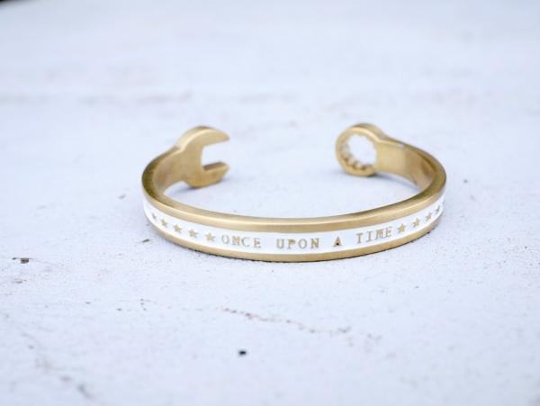 Fix You手環 - 五色 黃銅 板手 手環