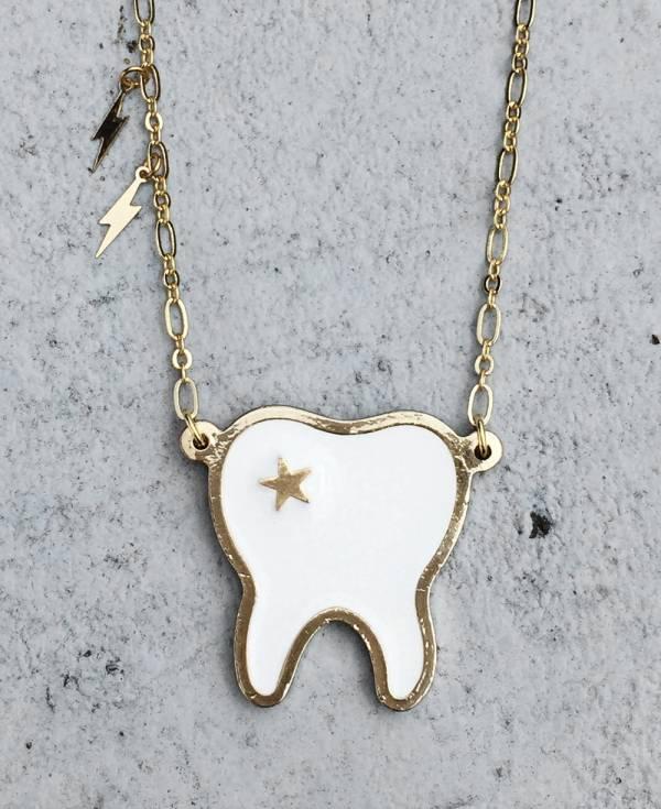 牙齒痠痛項鍊 牙齒 蛀牙 項鍊