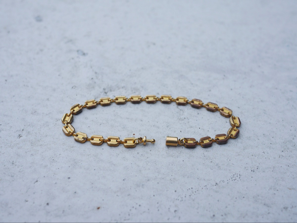 暮光系列 - 六角光 * 手鍊 黃銅 手鍊