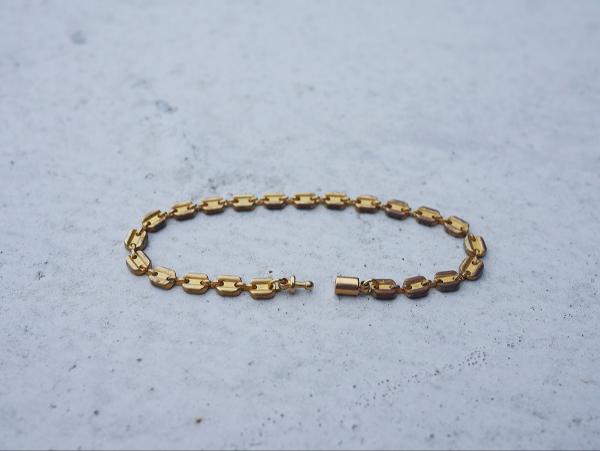 Twilight series-  hexagonal chain * bracelet brass bracelet