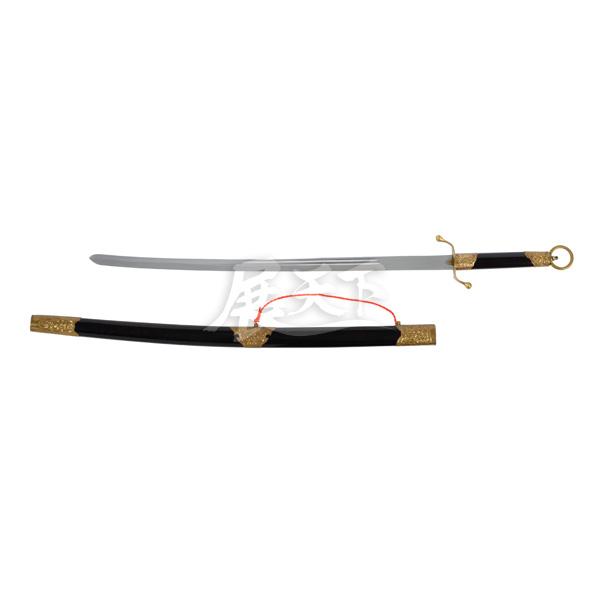龍泉楊式太極刀鋁製(送劍袋) 太極刀,龍泉楊式太極刀,劍身輕。