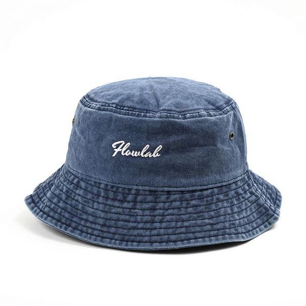 Flowlab水洗漁夫帽 水洗漁夫帽,復古水洗系列,獨特,潮品。