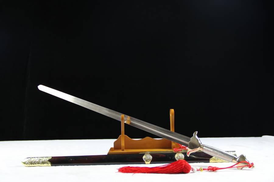 沈廣隆競技劍 沈廣隆,競技劍,高階學習者,彈簧鋼製, 比賽劍。