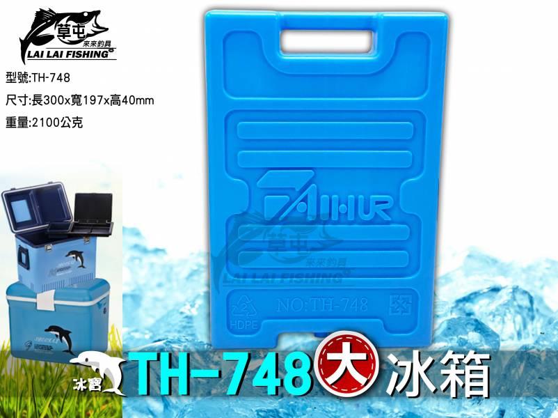 冰寶 TH-748  大  冰磚