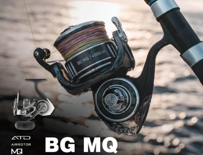 DAIWA 21年新品 BG-MQ 強力捲線器