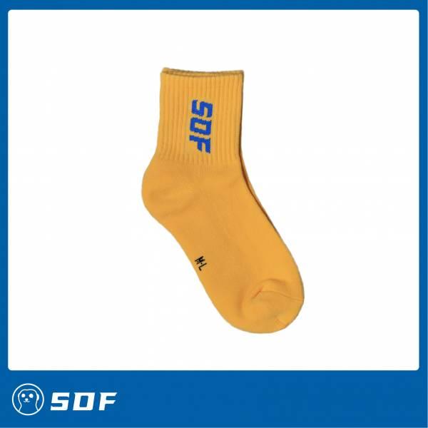 GOGO小隊襪_黃 狐獴,小隊福,小隊服,配件,襪子,環保,時尚