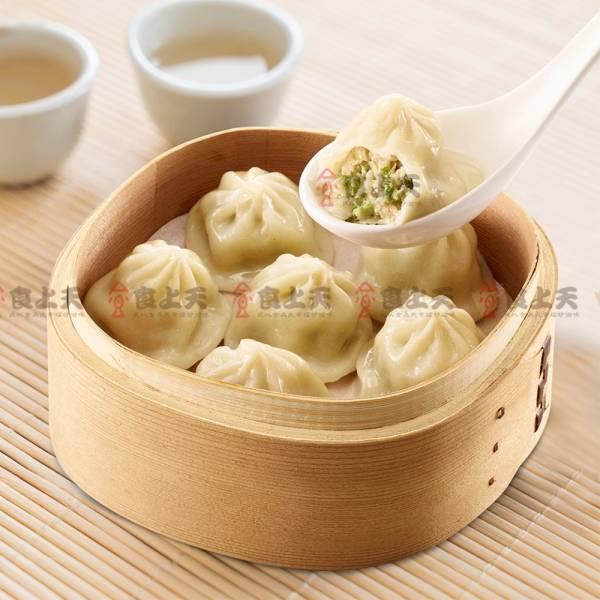 食上天小籠湯包 湯包,薄皮,黃金比例,台灣豬,豬