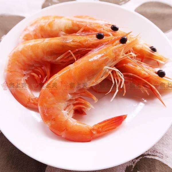 鮮凍熟白蝦 蝦,白蝦,冷盤,宴客,痛風