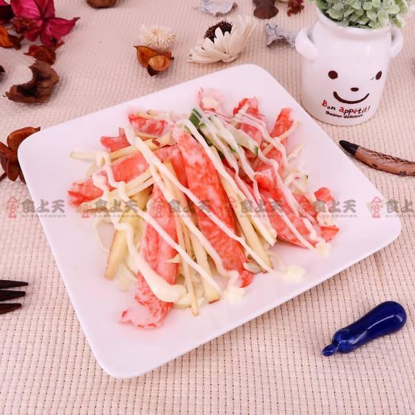 鱈場蟹味棒 蟹肉,冷盤,快速,宴客