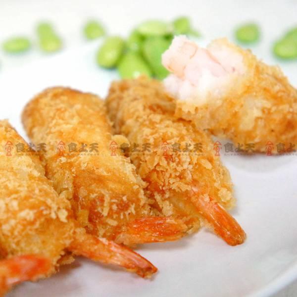 琵琶蝦 蝦,花枝,酥炸,炸物,海鮮