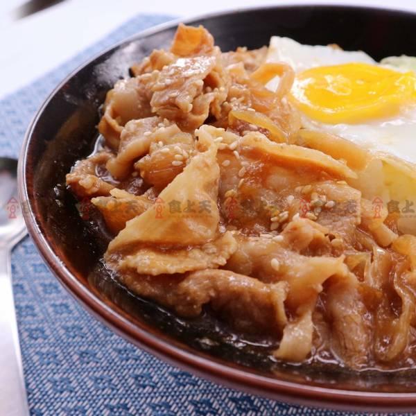 壽喜燒肉丼 壽喜,燒肉,丼,壽喜燒,牛,豬